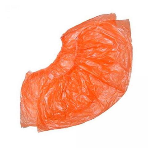 Бахилы Стандартные Оранжевые 50 пар