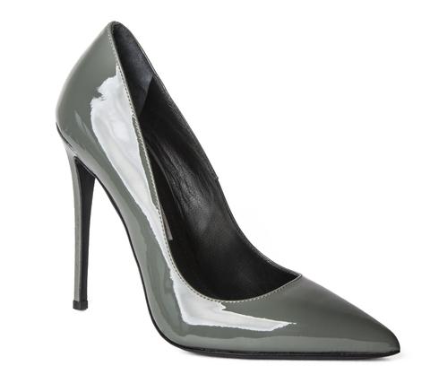 Туфли Gianmarco Lorenzi 0245 Оливковый
