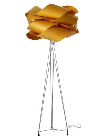 replica LINK floor lamp by LZF  ( natural )
