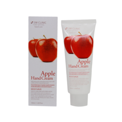 Крем для рук 3W Clinic Apple Hand Cream, 100 мл