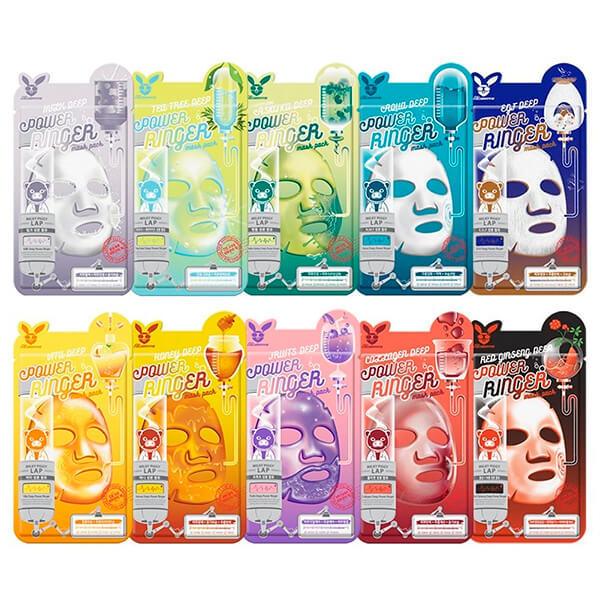 Elizavecca EGF Deep Power Ringer Mask Pack