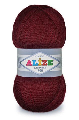 Купить Пряжа Alize Lanagold 800 | Интернет-магазин пряжи «Пряха»