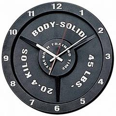Часы с надписью «BODY SOLID» Body Solid STT-45