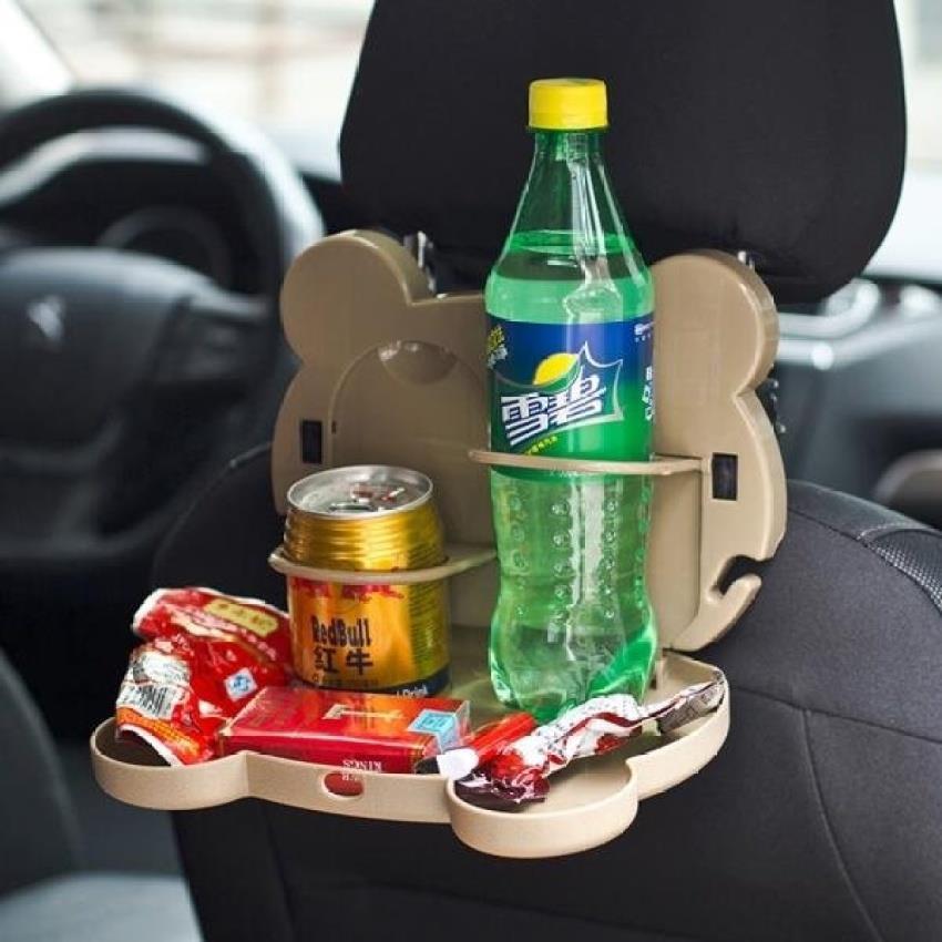 Детский столик для подголовника автомобиля CARTOON CAR TRAY TABLE