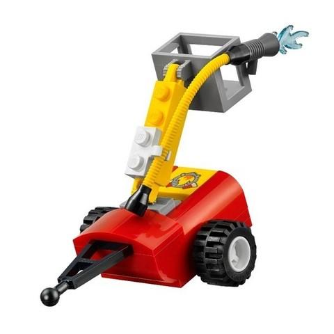 LEGO Juniors: Чемоданчик «Пожарная команда» 10740 — Fire Patrol Suitcase