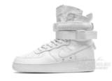 Кроссовки Женские Nike SF Air Force White