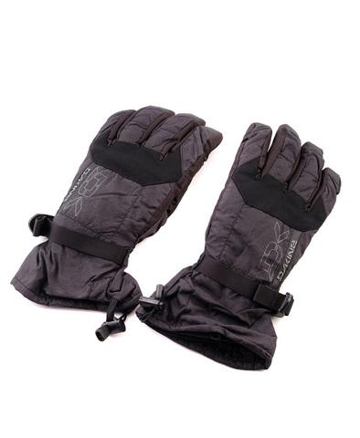 Перчатки горнолыжные Dakine Scout Glove Anthracite