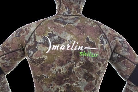 Гидрокостюм Marlin Skilur Green 2 5 мм