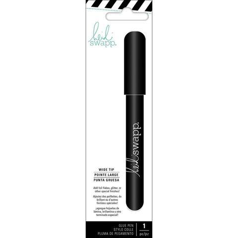 Клеевой маркер для ежедневников Heidi Swapp Glue Pen- Wide Tip