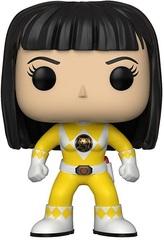 POP! Vinyl: Power Rangers: Yellow Ranger (no Helmet)