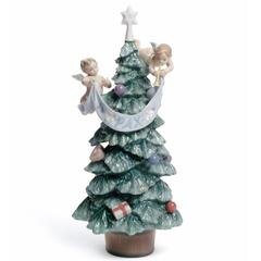 Lladro 1008403 — Статуэтка EVERGREEN OF PEACE