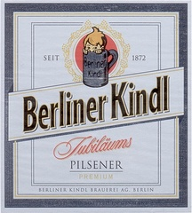 Пиво Berliner Kindl Pilsner