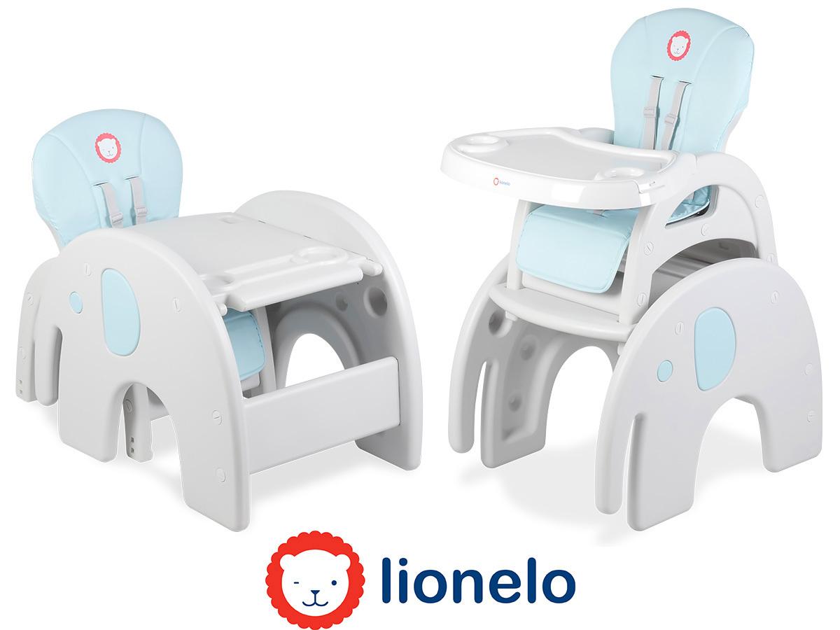 Стульчик-трансформер Lionelo LO-ELI Blue