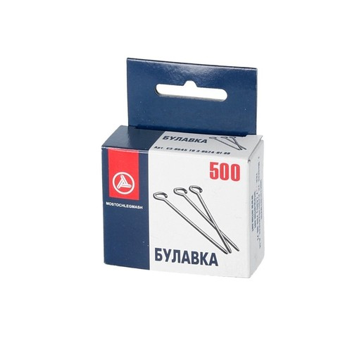 Булавка (упаковка 500 штук)