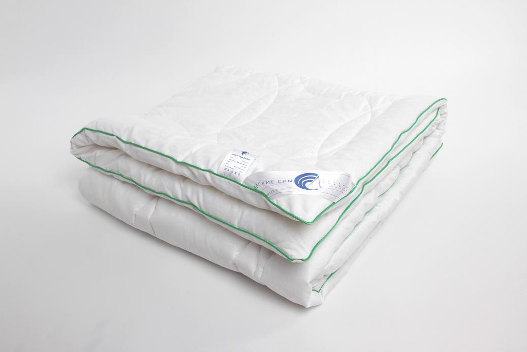 Одеяла и Подушки Одеяло бамбуковое Коллекции Бамбоо в сатине стандартное-теплое. Леди_Бамбоо_сатин_одеяло.JPG