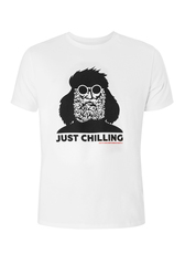 MEN'S T-SHIRT  JUST CHILLING