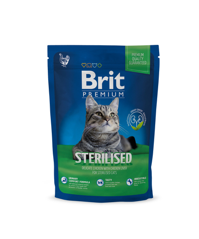 Brit Premium Cat Sterilized