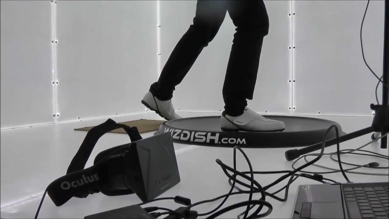 Платформа виртуальной реальности WIZDISH