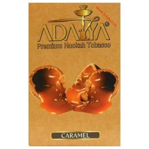 Табак Adalya 50 г Caramel (Карамель)