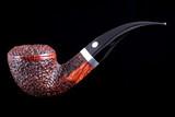 Курительная трубка Mastro De Paja Rustic OB N, M401-6