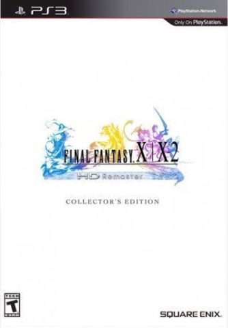 PS3 Final Fantasy X/X-2 HD Remaster - Collector's Edition (английская версия)