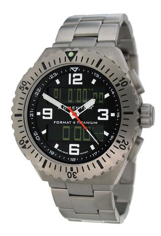 Купить Спортивные часы Momentum Format 4 (титан, сапфир) по доступной цене