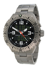 Спортивные часы Momentum Format 4 (титан, сапфир)