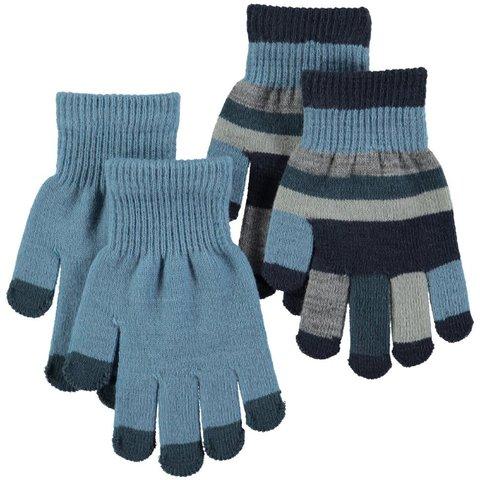 перчатки Molo Keio Bluestone