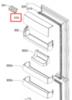 Крышка балкона для холодильника Electrolux (Электролюкс) - 2651063121