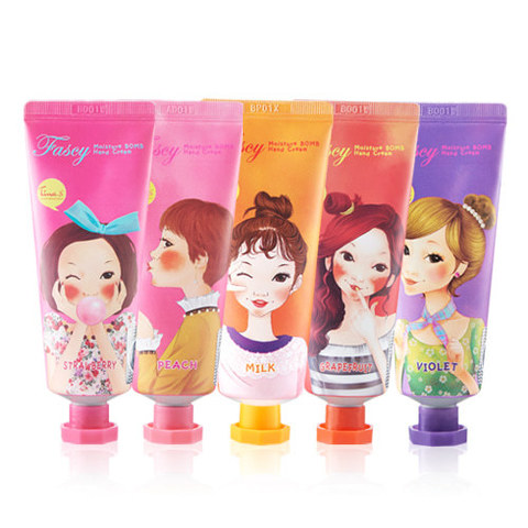 Крем для рук FASCY Moisture Bomb Hand Cream 80ml