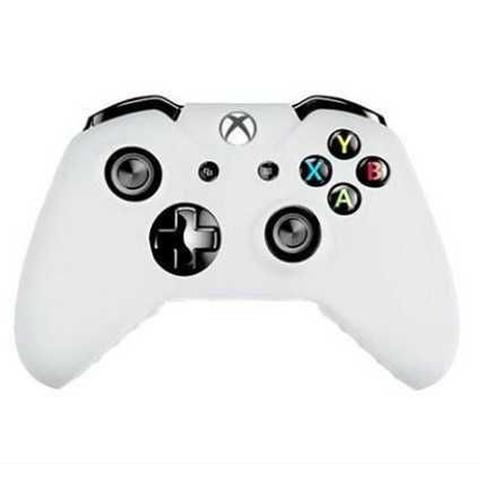 Xbox One Чехол для геймпада (белый)