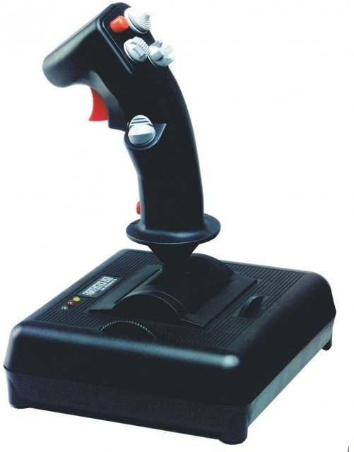 CH Products Fighterstick USB , PC