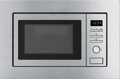 Микроволновая печь Smeg FMI020X фото