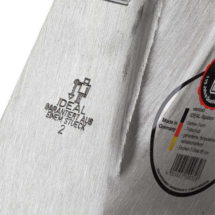 Лопата садовая кованая IDEALSPATEN  Т-образная ручка