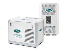 M-GV 7i дизельный генератор судовой незаземленный,двухпроводной 5,5 кВт с зарядным устройством/инвертором (12 В/230 В)