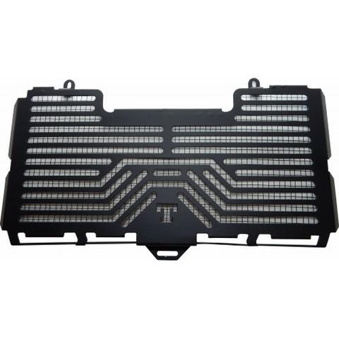 TITAN Защита радиатора F-серия усиленная черная