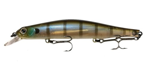 Воблер ZipBaits Orbit 110SR SP цв 082 Chost Gill
