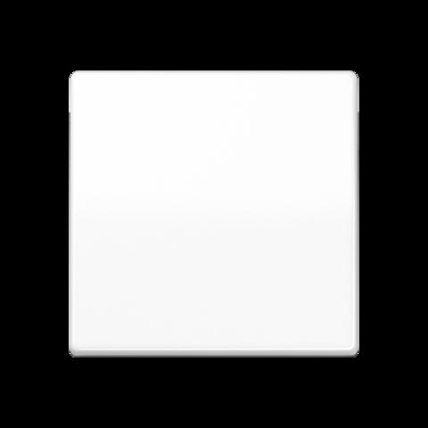 Выключатель одноклавишный с антибактериальным покрытием 10 A / 250 B ~. Цвет Белый. JUNG AS. 501U+ABAS591WW