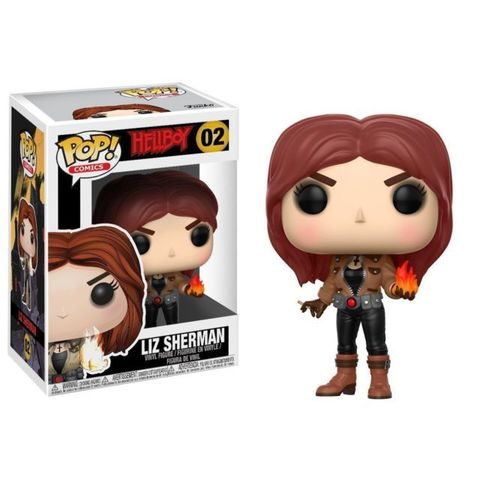 Фигурка Funko POP! Vinyl: Hellboy: Liz Sherman 22718