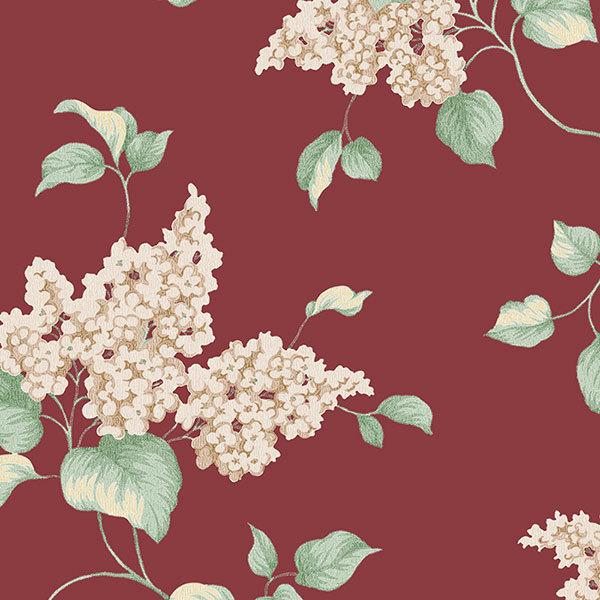 Обои Aura English Florals G34321, интернет магазин Волео