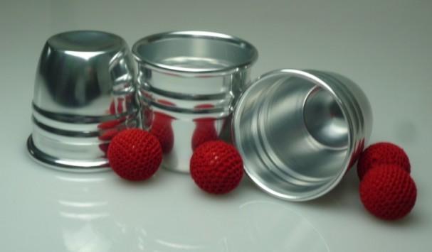 Наперстки для фокусов Cups and Balls