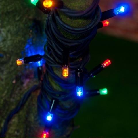 Светодиодная разноцветная нить каучуковый провод купить