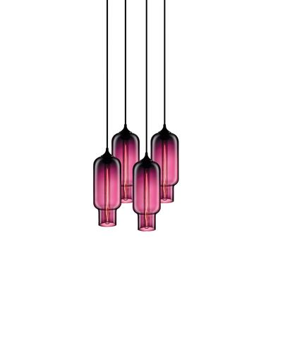 replica Niche Modern Pharos chandelier (4 lamps)