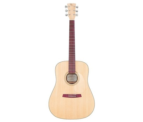 Акустическая гитара  Kremona  M10S-GG  Steel String Series Green Globe