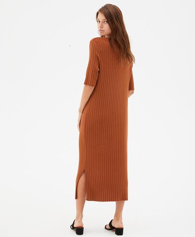 Платье Кимче корица