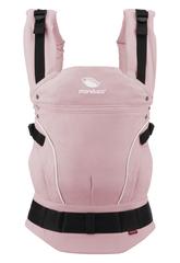 Слинг-рюкзак manduca PureCotton rose (розовый)