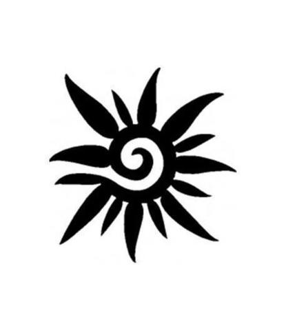 Солнце-цветок