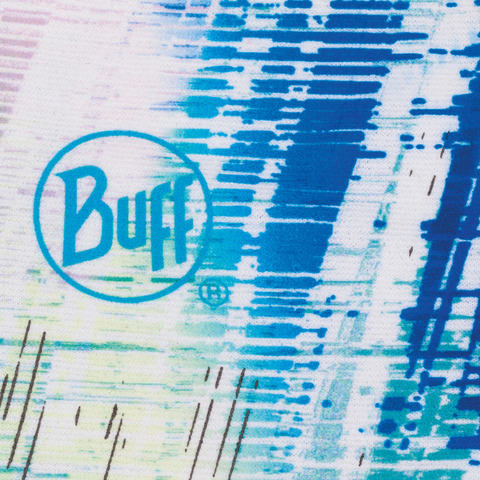Бандана-труба летняя светоотражающая Buff CoolNet Reflective R-Wira Multi