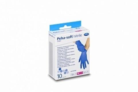 Перчатки Peha-soft nitrile fino 10 шт