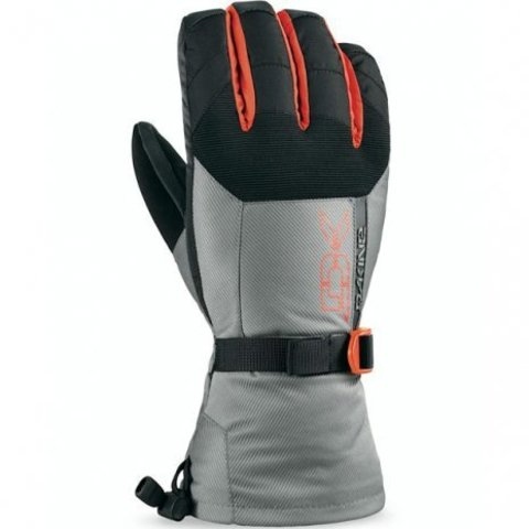 Перчатки горнолыжные Dakine Scout Glove Charcoal